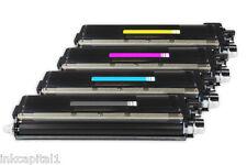 4 x Colour Toners TN135 Non-OEM For Printer Brother DCP9045CDN, DCP 9045CDN