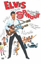 SPINOUT ELVIS PRESLEY SHELLEY FABARES NORMAN TAUROG LIKE NEW DVD FREE SHIPPING