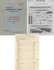 Winchester 1949 Component Parts Catalog