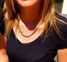 Collar Imanes De Germanio Titanio Puro Power Energy 4in1 Halskette equilibrio Bio