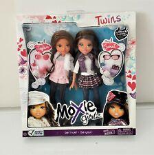 Moxie Girlz Girls Twins Sarai and Jaylen Doll set