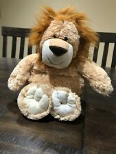 Aroma Home ~ Hot Hugs ~ Plush Lion ~ Microwaveable Extra soft! microwavable pet