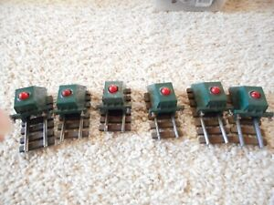 S SCALE AMERICAN FLYER 730 BUMPER GROUP AUCTION #I