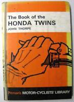 HONDA Twins PITMANS F9-(G.4238) 1968 Motorcycle Owners Handbook
