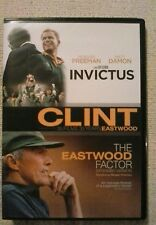 Invictus / The Eastwood factor (DVD, 2-Disc set) Brand new not sealed.