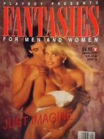 Playboy presents Fantasies for Men and Women February 1991    #3685