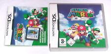 Spiel: SUPER MARIO 64 für Nintendo DS + Lite + Dsi + XL + 3DS 2DS