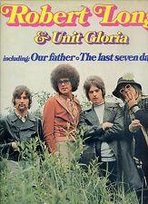 ROBERT LONG & UNIT GLORIA same HOLLAND EX LP