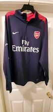 Arsenal Nike 2Xl Xxl Therma Fit 1/4 Zip Top
