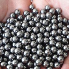 200 pcs Steel Ball Hunting Catapult Slingshot Bike Bearing Ammo Outdoor Games a