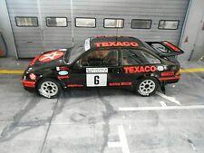 FORD Sierra RS Cosworth Rallye 1000 Lakes #6 Vatanen 1987 Gr.A IXO Altaya 1:18