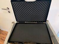 PVC Systemkoffer ca 45x29x10 für Audio Video Tools Splitter Converter & Zubehör