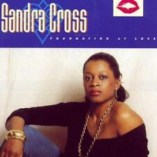 Sandra Cross - Foundation Of Love (NEW CD)