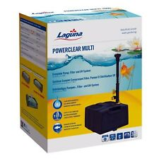 Laguna PowerClear Multi 3500 - all in one Pump, Filter and UV