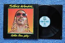 STEVIE WONDER / LP MOTOWN C 070-64.121 / Verso 3 * / 1980 ( F )
