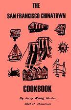 SAN FRANCISCO Chinatown cookbook -- chinese restaurant