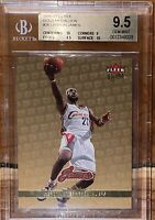 🔥POP 1! 2006-07 LeBron James FLEER ULTRA GOLD MEDALLION #26 BGS 9.5 10 Subs PSA
