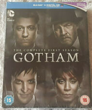 Bluray Gotham: Season 1 [Blu-ray] [2014] [Region Free] New & Sealed