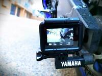Supporto GoPro moto nottolini Yamaha R6 R1 MT - Vite M6 - Pawls Support Bike