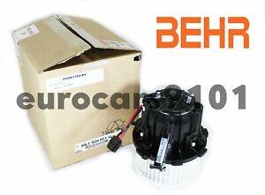 New! Audi Q5 Behr Hella Service HVAC Blower Motor 351040251 8K1820021C