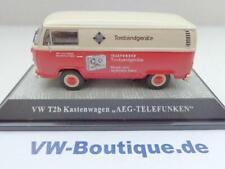 + VOLKSWAGEN VW T2 b Bus Transporter  AEG in 1:43 Premium Classixxs  11701  NEU