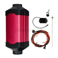8KW 12V Metal shell LCD Thermostat Diesel Air Heater Remote Control Car Triailer
