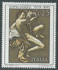 1973 ITALIA CARAVAGGIO MNH ** - ED