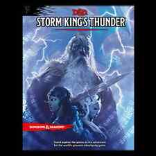 Dungeons and Dragons RPG 5th Edition-STORM KING'S THUNDER - (D&D 5e prodotto)