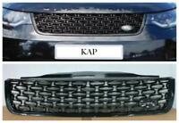 Land Rover Discovery 5 Dynamic Gloss Black Front Grille Upgrade