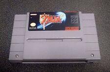 The Legend Of Zelda Goddess of Wisdom  - game For SNES Super Nintendo - RPG
