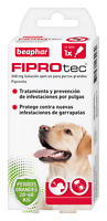 Pipette Antiparasitic Beaphar Fiprotec Dog Grande Spot-On - 1 or 4 Pipettes
