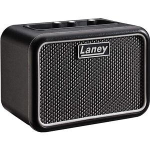"""Mini Amplificatore Per Chitarra Laney Mini Supergroup A Batteria Da 3w Woofer 3"""""""
