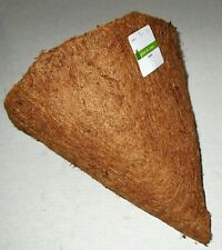 """CONE SHAPED COCO LINER  12"""""""