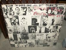 ROLLING STONES exile on main st ( rock ) 2lp unipak