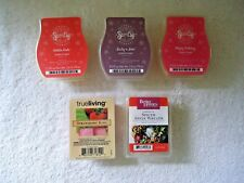 "Mixed Lot Of 5 Opened Packs Of Home Fragrances,3,Scentsy's,2, Other "" Great Lot """