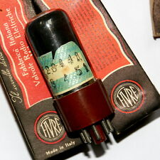 6F6G Fivre (Italy) from 1951 tubes NOS NIB matched 4pcs.