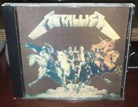 Metallica Horsemen Of The Apocalypse Rare Cd