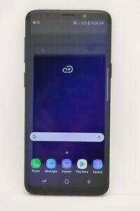 Samsung Galaxy S9 SM-G960U 64GB BLACK GSM UNLOCKED AT&T TMOBILE METRO PCS
