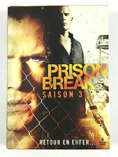Prison Break Saison 3 Coffret DVD