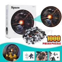 1000 Pieces Jigsaw Puzzles Education Learning Game Puzzle Adult Kid Space Planet