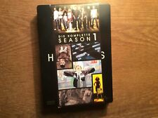 Heroes - Komplette Staffel 1 - 1.1 + 1.2 [ 6  DVD ]  Steelbook ( Schuber )