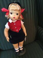 Doll Terri Lee in Bluebird Costume . 1950s