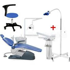 Dental Chair Hard Leather Computer Controlled Tj2688 A1 Teeth Whitening Lamp