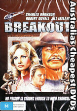 Breakout DVD NEW, FREE POSTAGE WITHIN AUSTRALIA REGION ALL