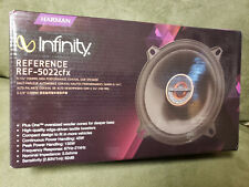 """New listing Infinity Ref-5022cfx 135W 5-1/4"""" Ref Series Coaxial Car Speakers New in Box!"""
