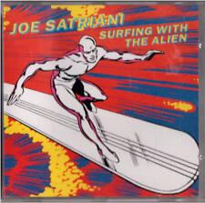 Joe Satriani Surfing With Alien CD 1988 Relativity Recordings VZK90847 Guitar