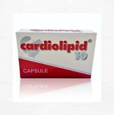 CARDIOLIPID 10, 30 CAPSULE, INTEGRATORE CON RISO ROSSO PER CONTROLLO COLESTEROLO