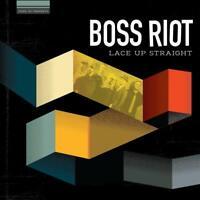 BOSS RIOT - LACE UP STRAIGHT   VINYL LP NEU