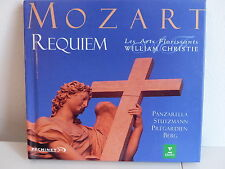 CD ALBUM MOZART Requiem Les arts florrissants WILLIAM CHRISTIE 706301069721