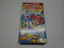 Kingyo Chuihou ! Tobidase ! Game Tengoku Nintendo Super Famicom Japan NEW/C
